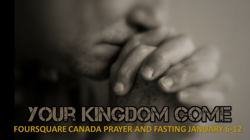 Week of Prayer and Fasting Cover Slide 2020