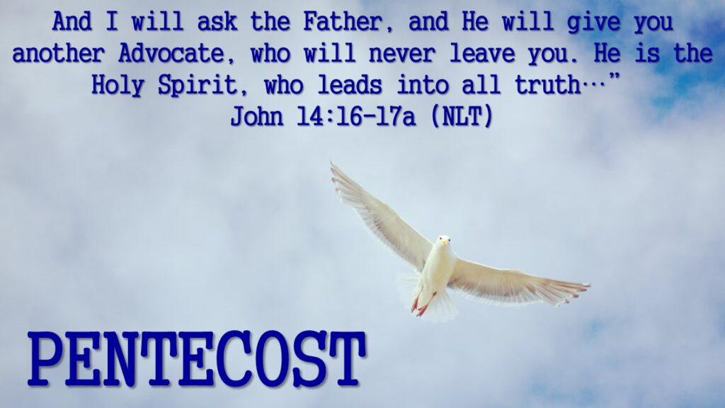 Pentecost Cover 2020