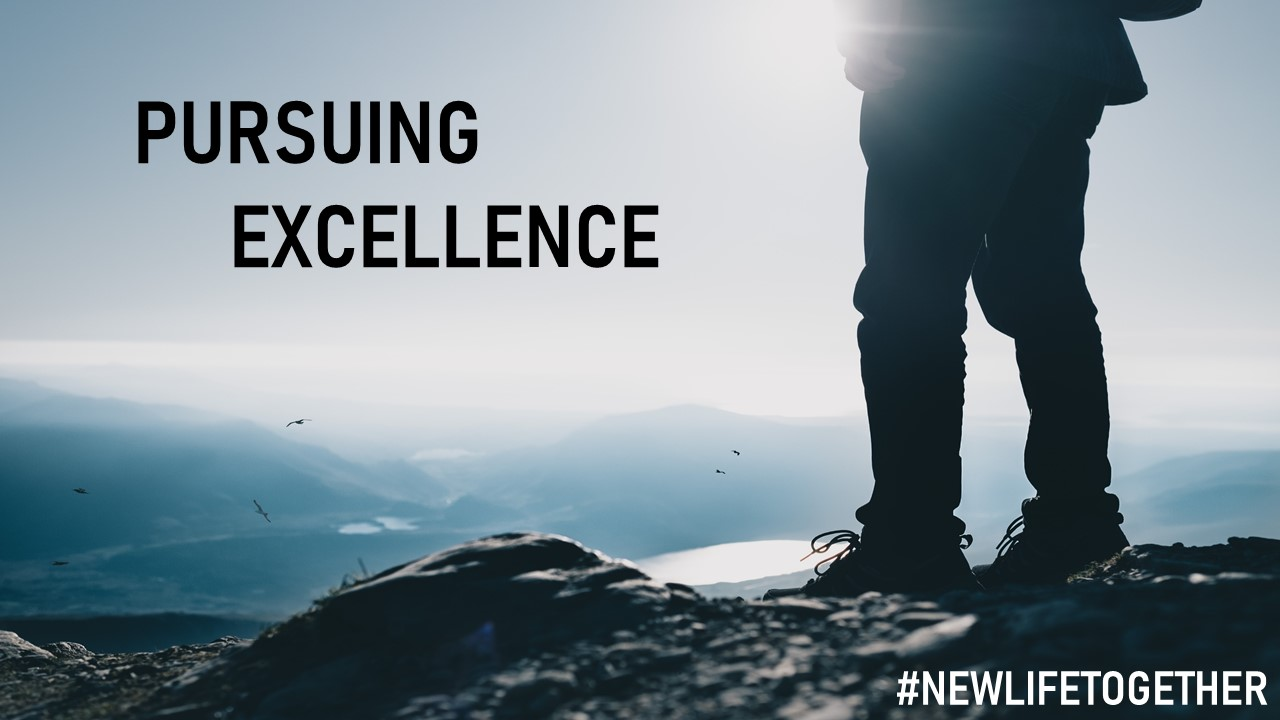 Pursuing Excellence